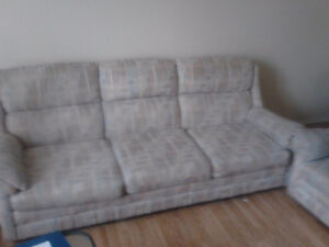 couch and sofa FREE Will through in Water cooler