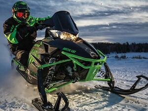 2017 Arctic Cat XF 6000 Cross Country Limited ES (137) Regina Regina Area image 6
