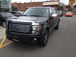 """""""LOADED HARLEY!!"""" 2012 Ford F-150 Harley Pickup Truck"""