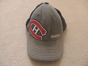 Montreal Canadiens Reebok Youth Hat