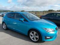 2015 Seat Leon 2.0 TDI FR (Tech Pack) (s/s) 5dr