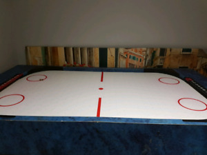 Air Hocky,tennis and soccer table