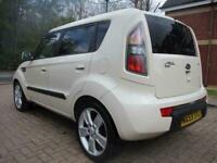 2009 Kia Soul CRDi Shaker SUV Diesel Manual