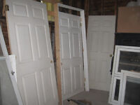 Doors & Windows For Sale..Cleaning Garage All MUST GO!