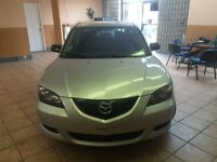 2006 MAZDA3 SAFETY, E-TEST & EXTENDED WARRANTY INCLUDED