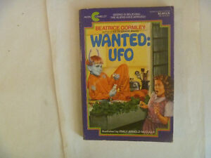 WANTED: UFO by Beatrice Gormley