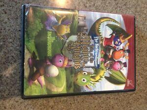 Backyardigans Tale of the Mighty Knights DVD