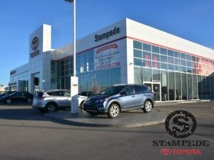2013 Toyota RAV4 AWD 4DR LIMITED  - Low Mileage
