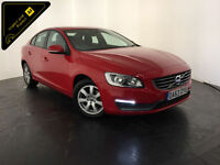 2013 63 VOLVO S60 BUSINESS EDITION D3 DIESEL 1 OWNER SERVICE HISTORY FINANCE PX