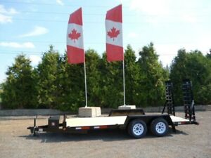 Miska Prowler Low Bed Float Trailers