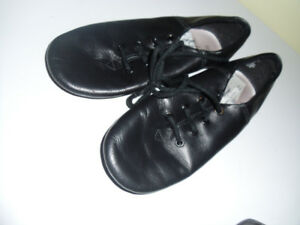 Kids dance shoes size 12