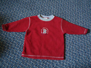 Boys Size 12 Months Fleece Sweater