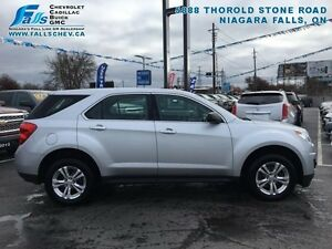 "2012 Chevrolet Equinox LS   ONE OWNER,17""ALLOYS,BLUETOOTH"