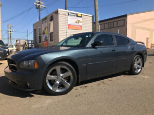 2008 DODGE CHARGER RT HEMI 172341 KMS FULLY LOADED AND EQUIPPED