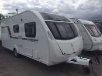 2014 SWIFT challenger sport Lightweight 18ft FIXED BED px welcome can deliver
