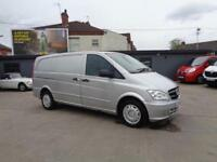 MERCEDES-BENZ VITO 2.1CDI | 116 | LONG | 1 OWNER | AIR CON | NO VAT | 2012 MODEL