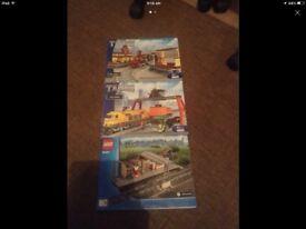 LEGO Manuals