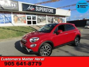 2017 Fiat 500X Trekking  ROOF CAMERA LEATHER-CLOTH BLUETOOTH 18