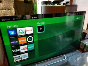 "60"" Sony Tv ( it's new 2016 model ) Smart TV"