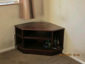 G Plan corner TV table £5