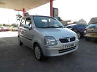 02 (51) VAUXHALL AGILA 1.2 5DR ONLY 48,000 MILES FULL DEALER SERVICE HISTORY