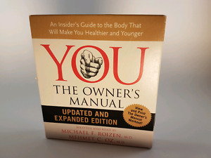Dr Oz You the Owners Manual