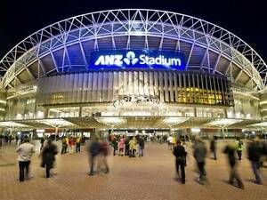 ANZ Stadium Gold Memberships x 6 Middle Cove Willoughby Area Preview