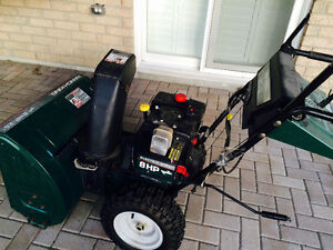 Great condition snowblower