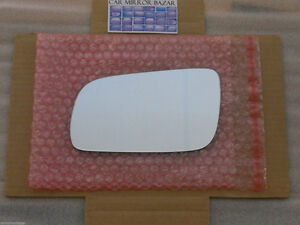 501LFH - Volkswagen Cabrio Golf Jetta HEATED Mirror Driver Side