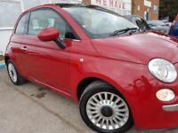 2009 Fiat 500 1.2 Lounge 3dr