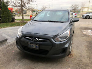 2012 Hyundai Accent GL | Automatic | First Owner