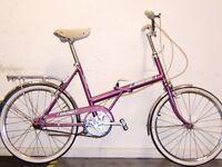 Raleigh Twenty Folding Bike