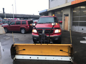 2003 Ford F-150 Camionnette**PEILE A NEIGE**