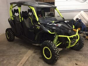 2015 Maverick Max XDS 1000 Turbo