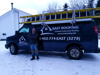 East Roofing serves Yarmouth and Argyle
