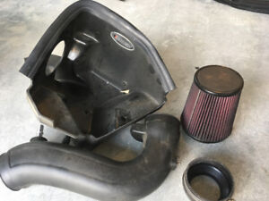 Roush Cold air intake for 2014 Ford Mustang 3.7 litre v6