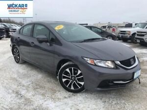 2015 Honda Civic Sedan EX  - Bluetooth -  Heated Seats - $151.28