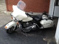 Harley Davidson Police Edition 2008