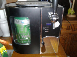 Mini Beer keg cooler tap
