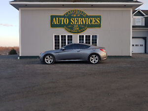 LUXURIOUS 2010 GENESIS V6/6SPD TRACK...FAST CREDIT APPROVALS!!!