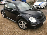 2006 '56' Volkswagen Beetle 1.9 TDi. VW. Diesel. Manual. Quirky Fun Car. Px Swap