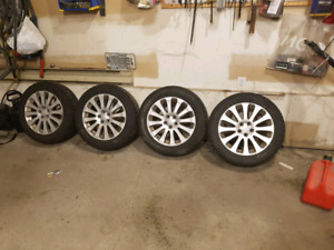 16 inch wheels Winter Tires 5x100 205 55 r 16
