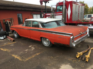 Very Rare 1960 Mercury Monarch Lucerne