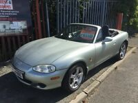 Mazda mx5 soft top only 69k