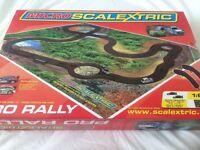Scalextric pro rally
