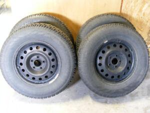 Hyundai Santa-Fe - Winter Rims & Tires - Avalanche X-TREME