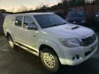 2013 Toyota Hilux INVINCIBLE 4X4 D-4D DCB Pick Up Diesel Manual