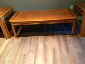 Matching Coffee and End Tables Great Shape London Ontario image 3