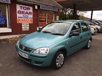 Vauxhall/Opel Corsa 1.2i 16v 2005.5MY Life