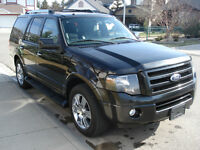 2010 Ford Expedition limited SUV, Crossover